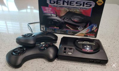 sega genesis mini review