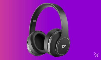 taotronics noise canceling headphones knowtechie deal