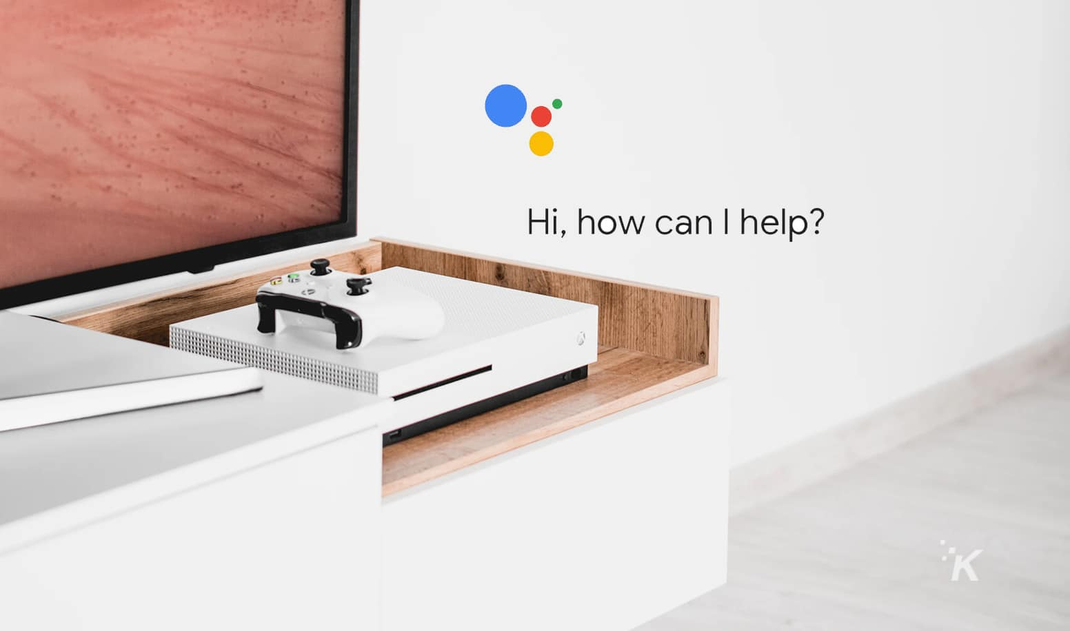 xbox one with google assistant