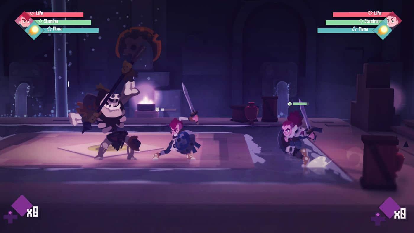 young souls screenshot