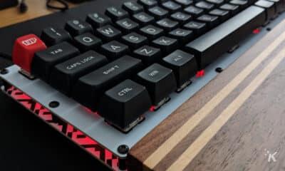 1up keyboards custom built keyboard