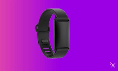 Aura band smart fitness tracker