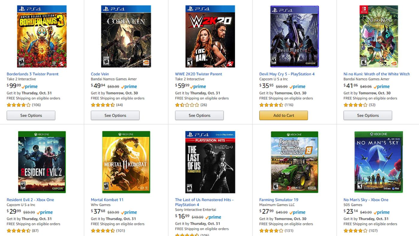 amazon 2 game deal