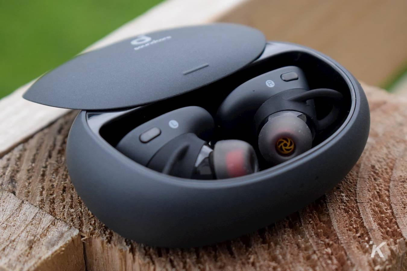 new anker earbuds in case