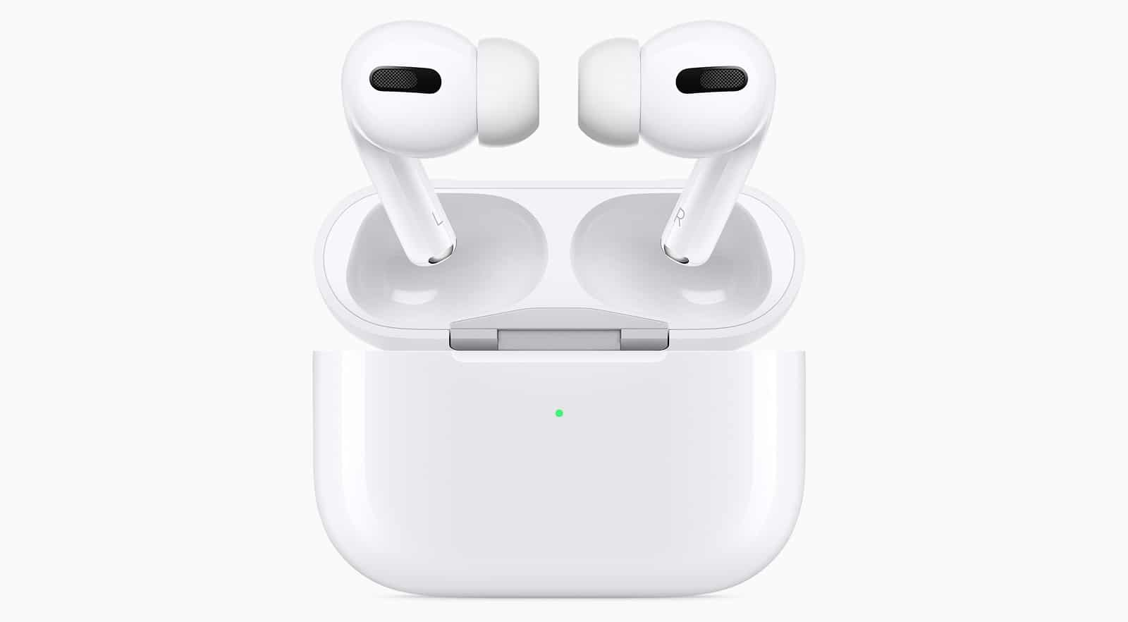 apple airpods pro in holster