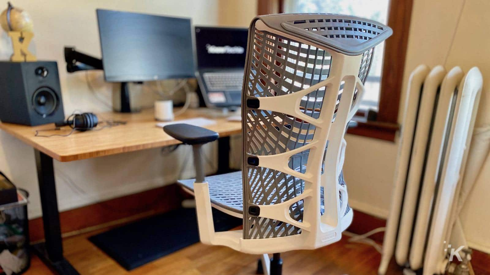 autonomous kinn chair review knowtechie for work from home