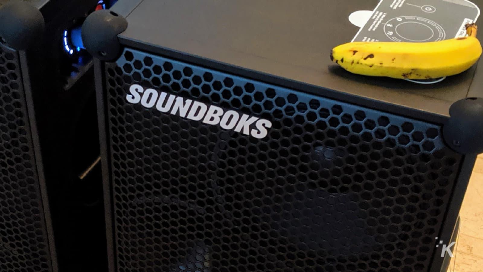 soundboks speakers