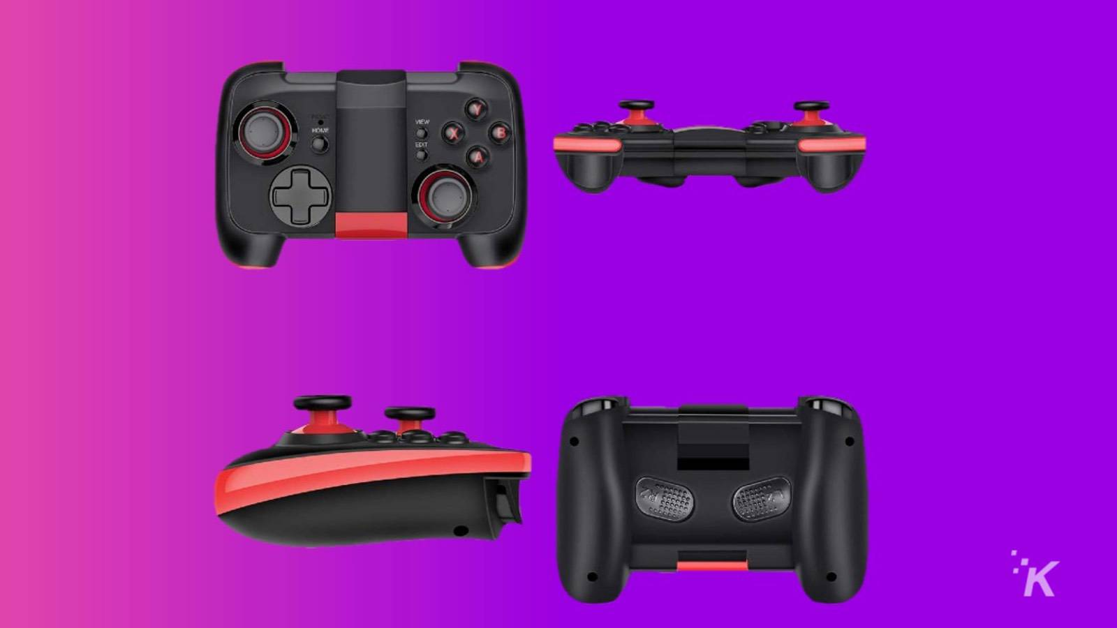 beboncool wireless android controller knowtechie