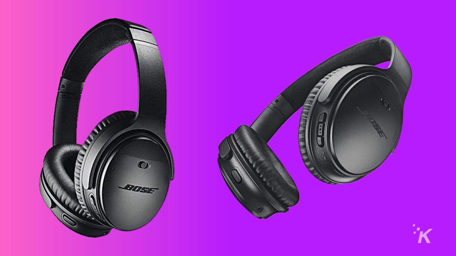 bose quiet comfort bluetooth headphones