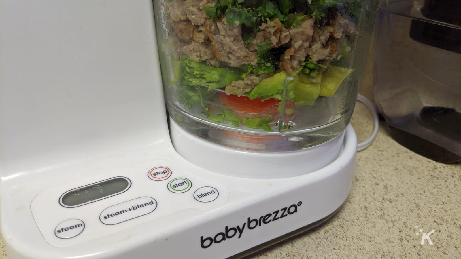 baby brezza food maker