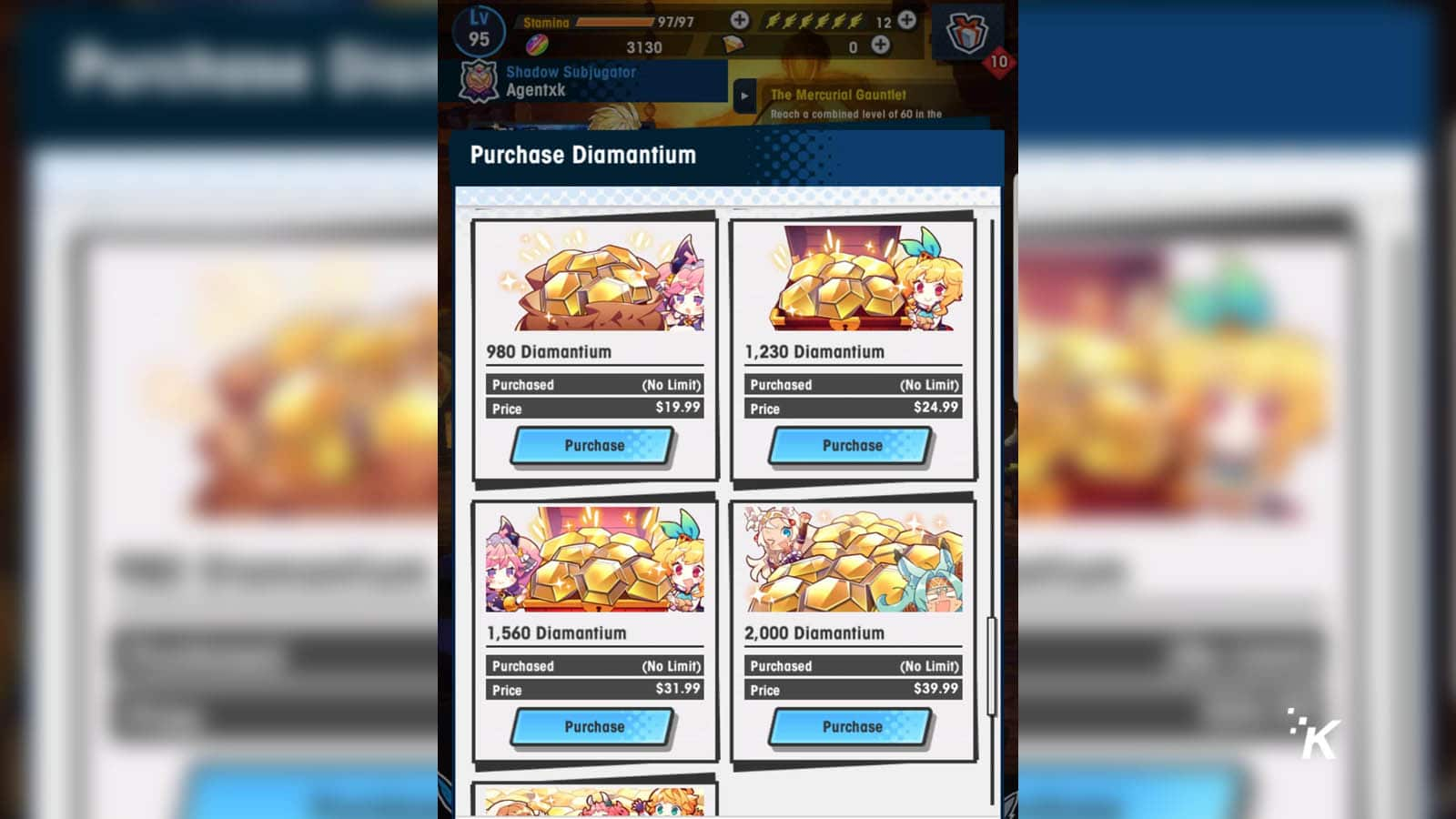 dragalia lost mobile game from nintendo