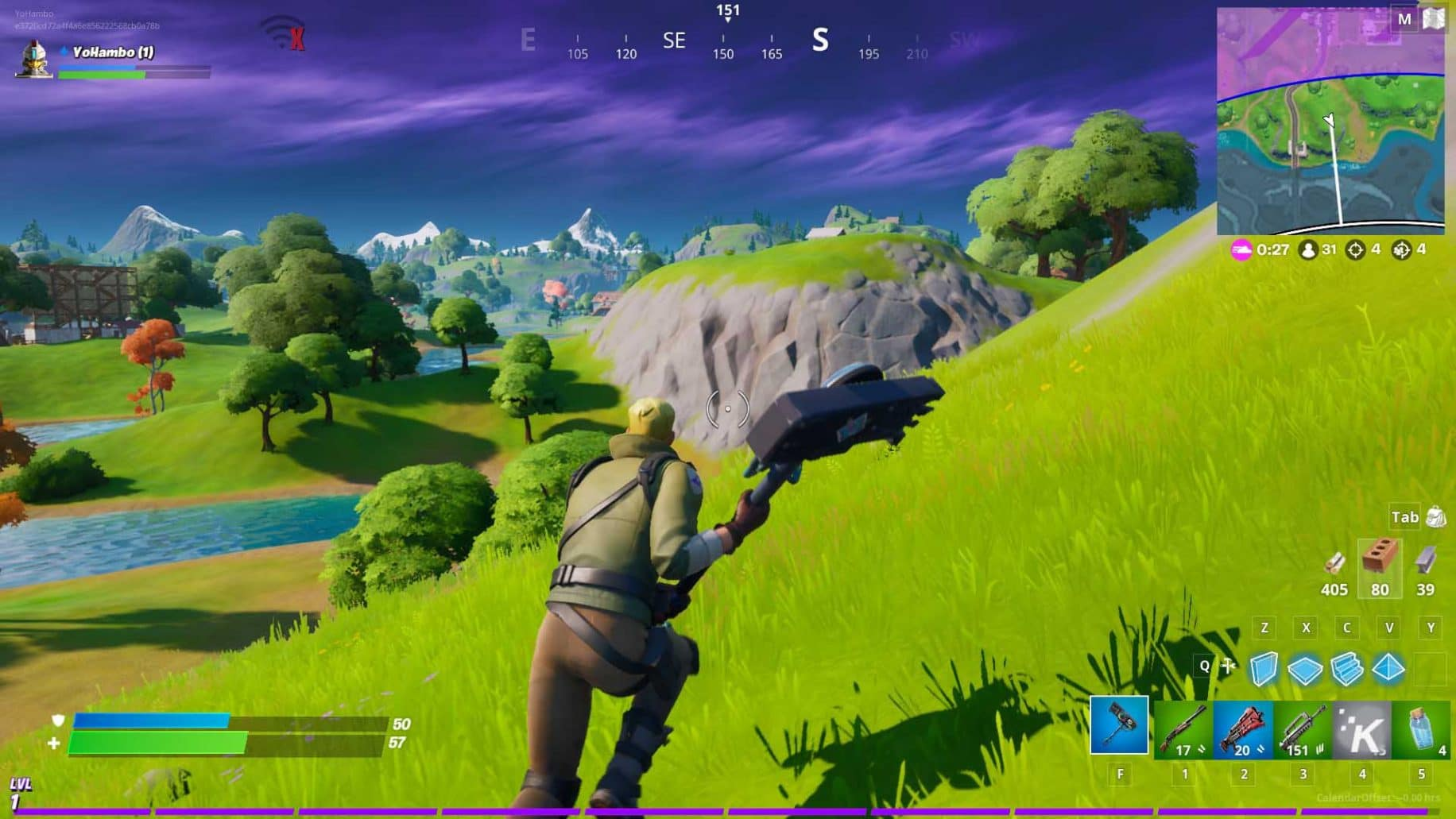 fortnite chapter 2 new map