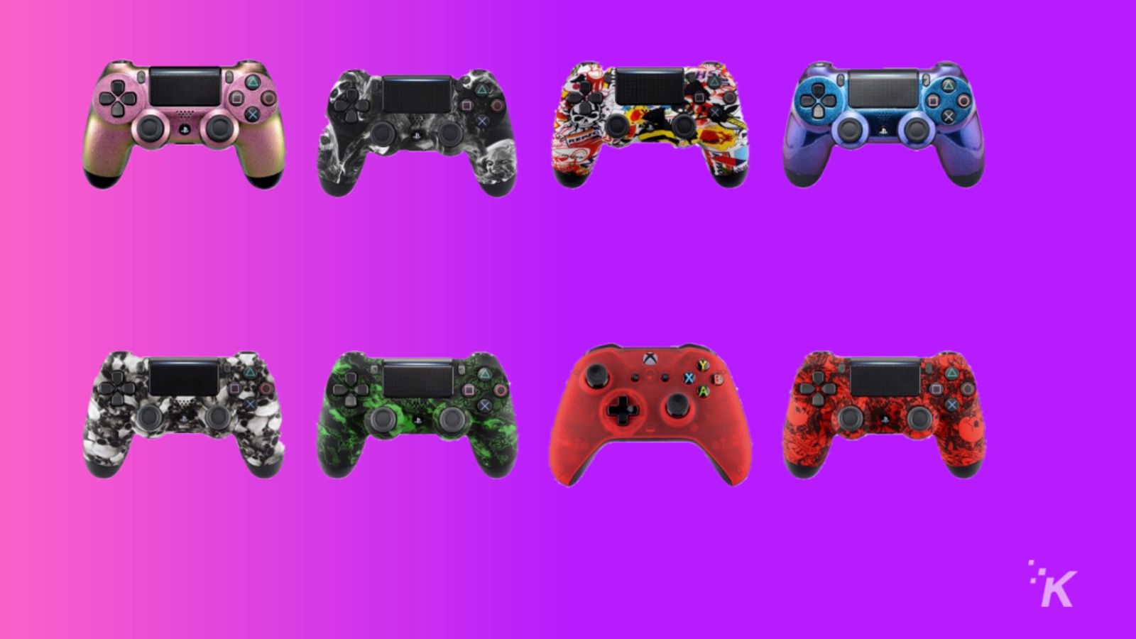 gamstyling controllers