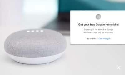 google home mini free offer