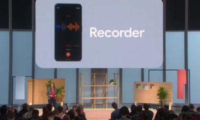 google voice recorder