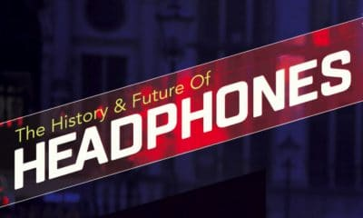 history future of headphones