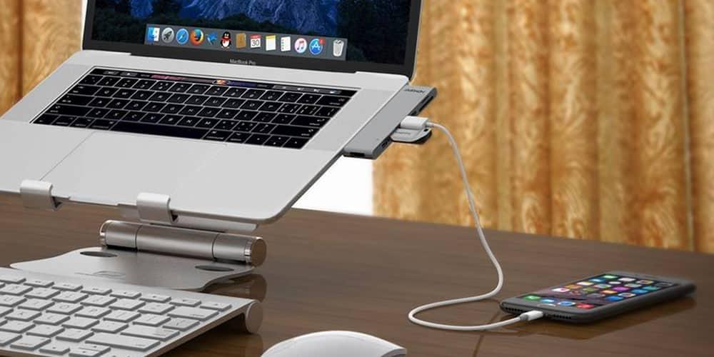 homespot macbook pro usb c dock
