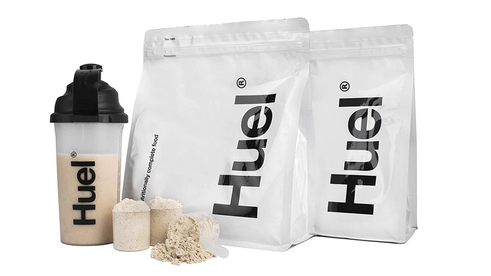 huel starter kit for fitness