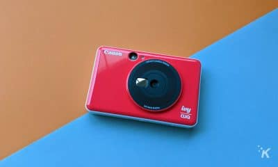 ivy cliq instant photo printing camera