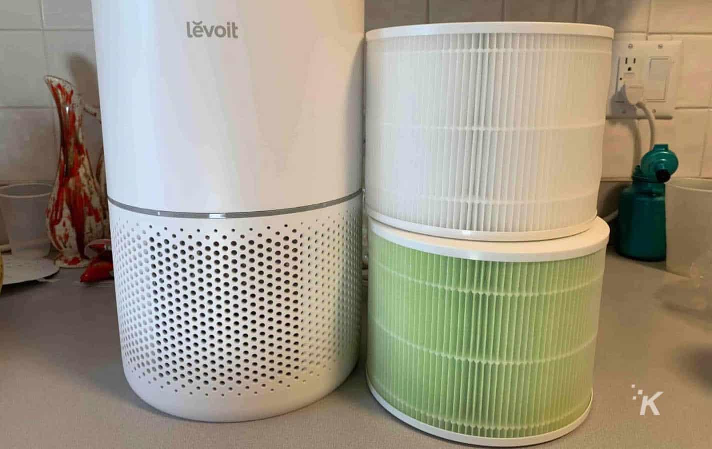 levoit air purifier filter options