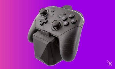 nintendo switch pro controller dock deal