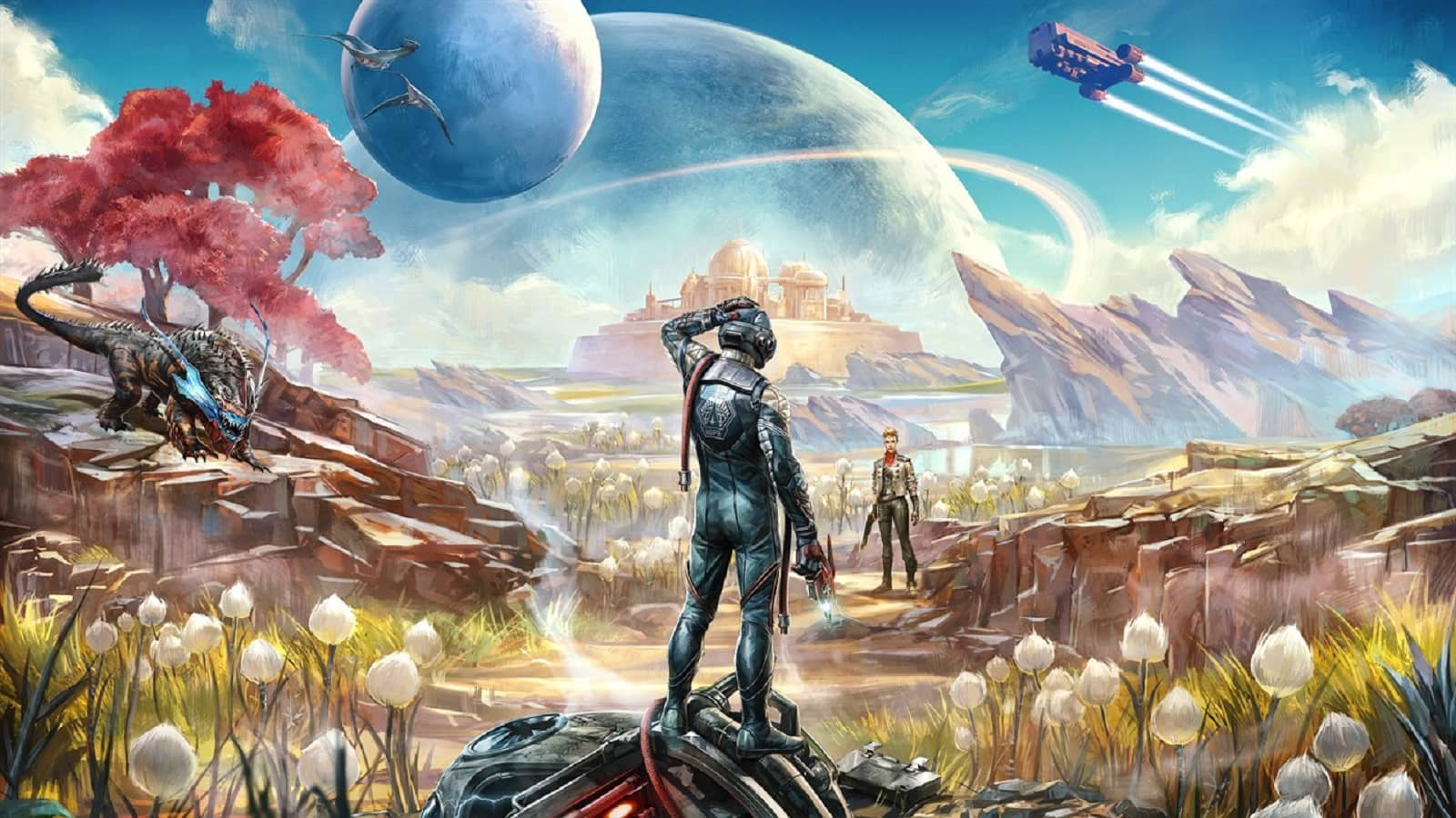 outer worlds on playstation 4