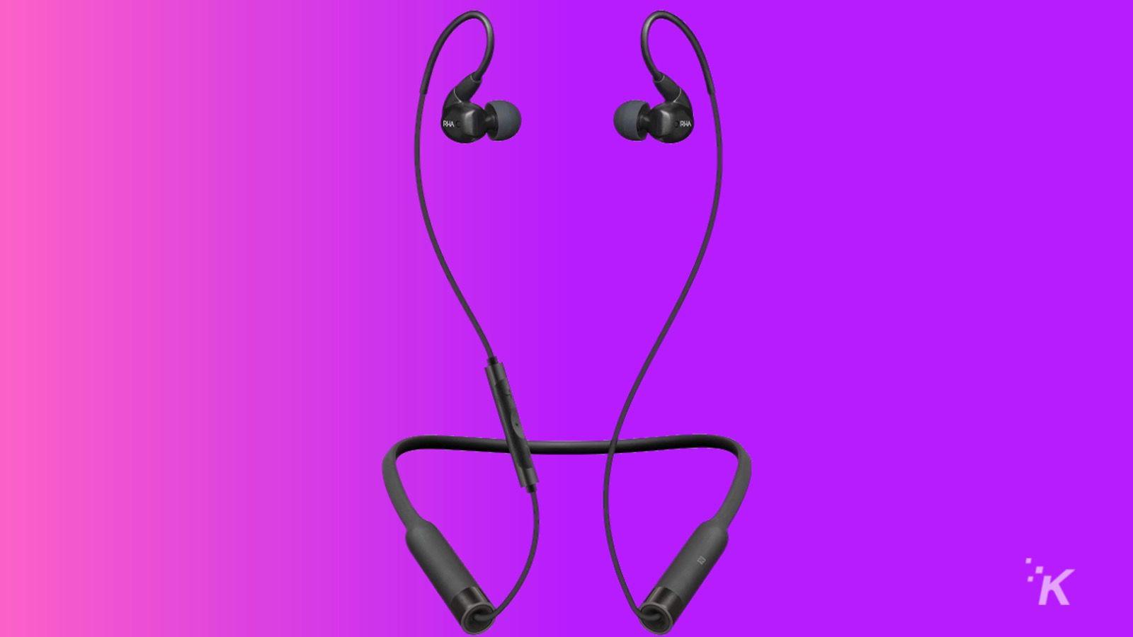 rha t20 wireless in ear monitors headphones knowtechie