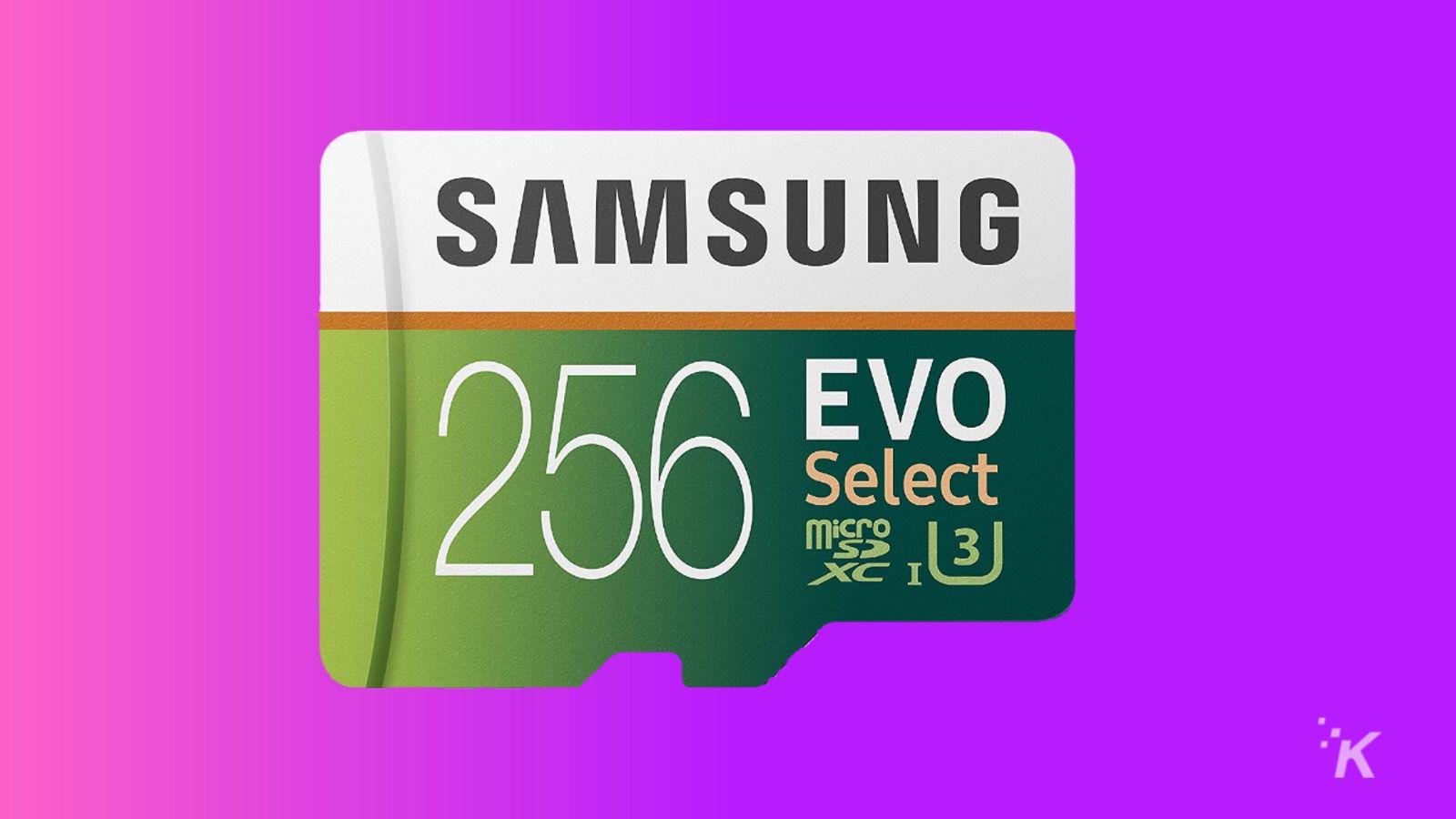 samsung 256gb