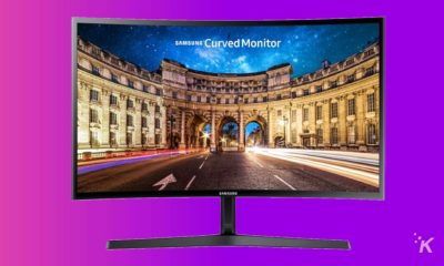 samsung curved monitor deal