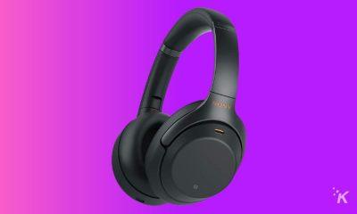 sony wh1000xm3 headphones knowtechie
