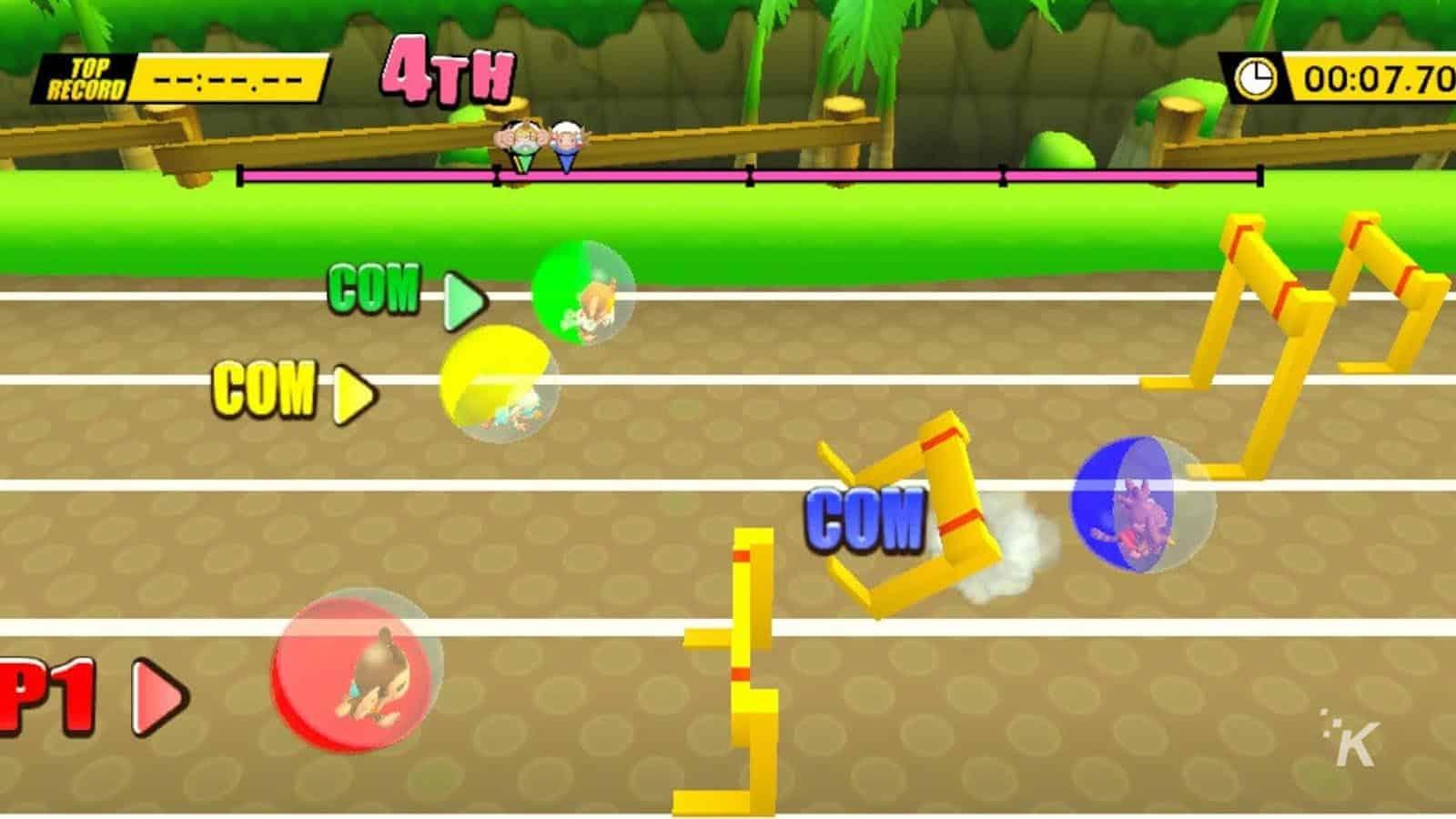 super monkey ball multiplayer