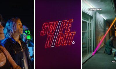 swipe night on tinder