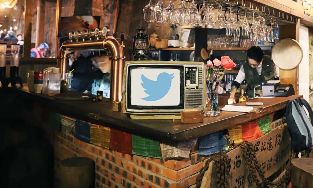 tech hangover with twitter