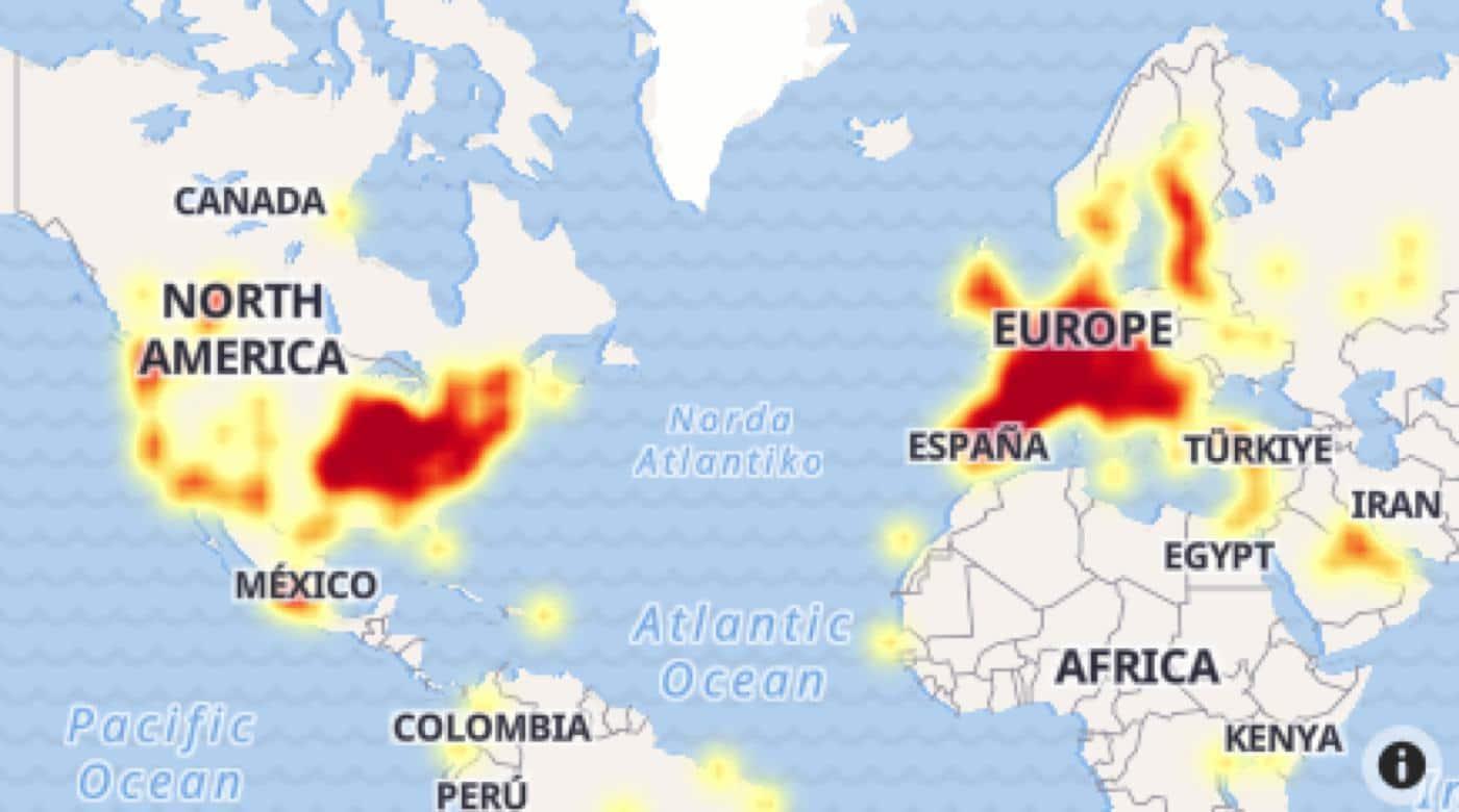 tweetdeck down map