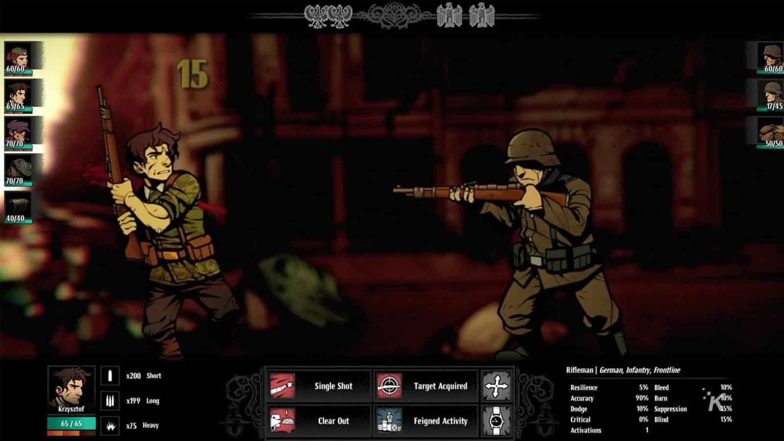 warsaw gameplay