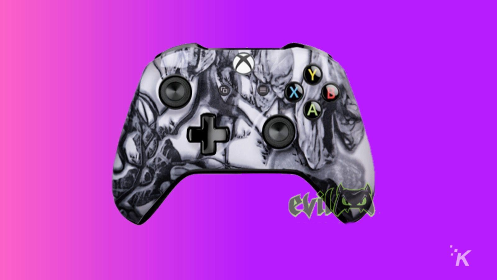 x1 evil shift custom controller evil controller