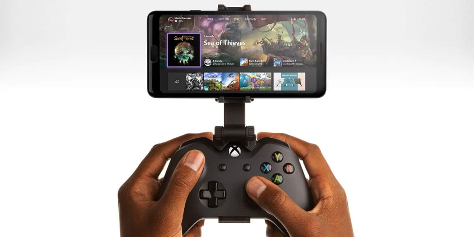 xbox game streaming on android