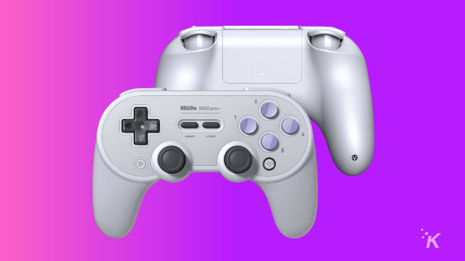 8bitdo sn30 pro controller knowtechie gift guide