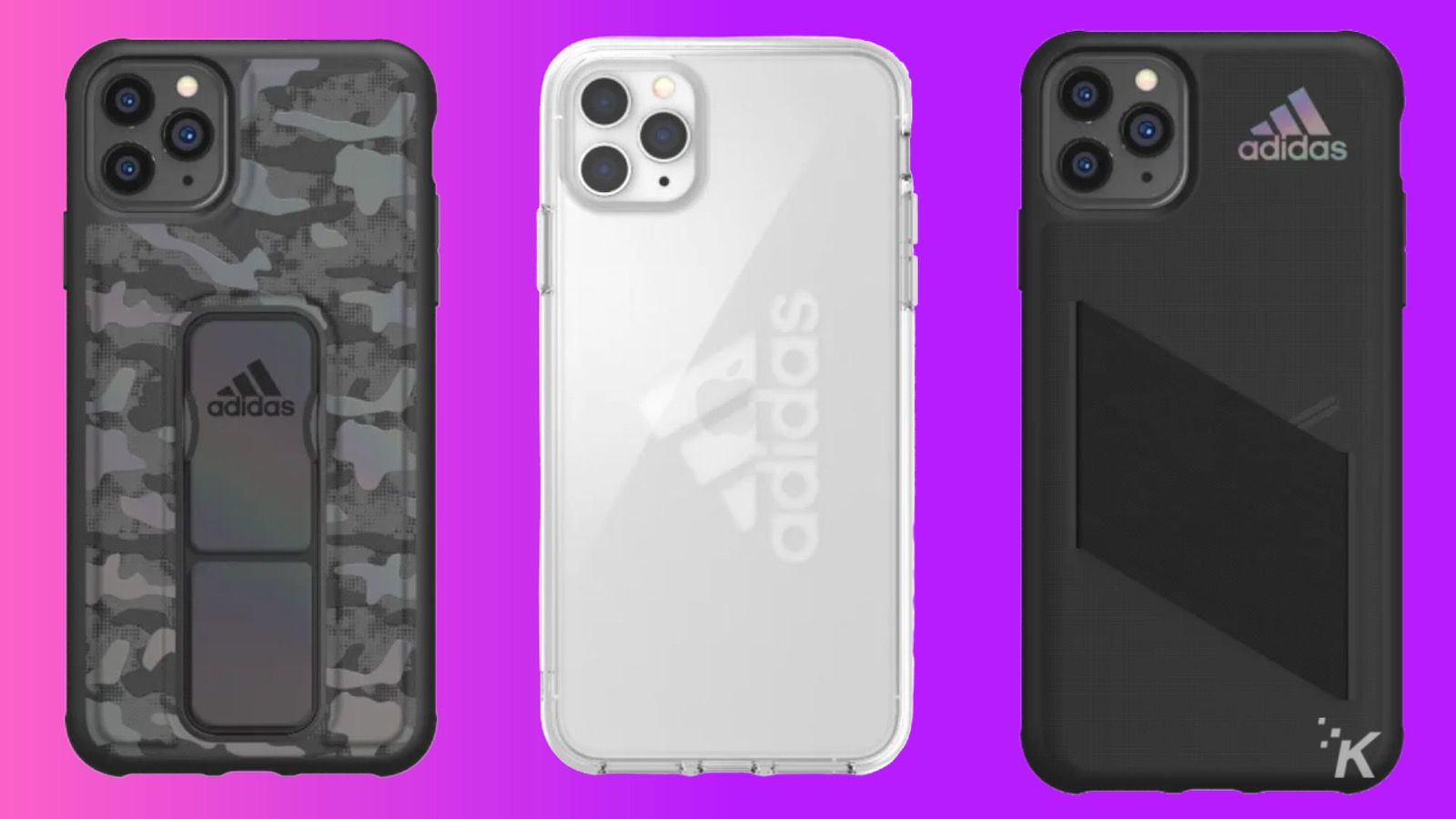 adidas iphone 11 pro max cases