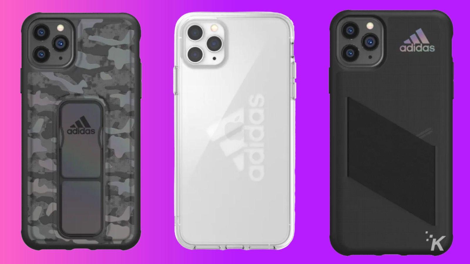 adidas iphone 11 pro max cases