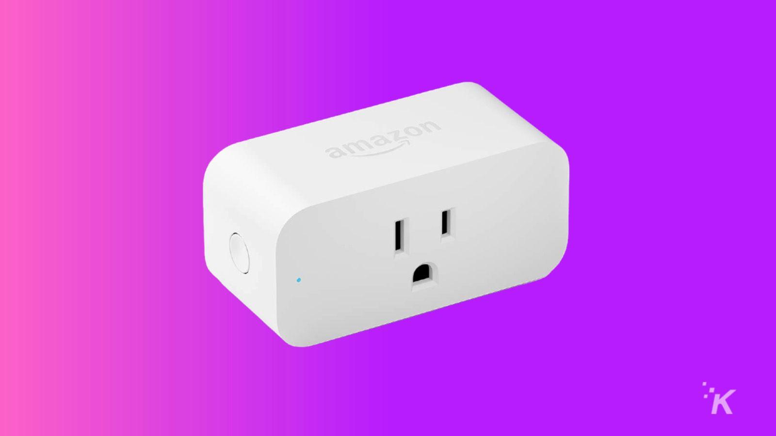 amazon smart plug knowtechie gift guide