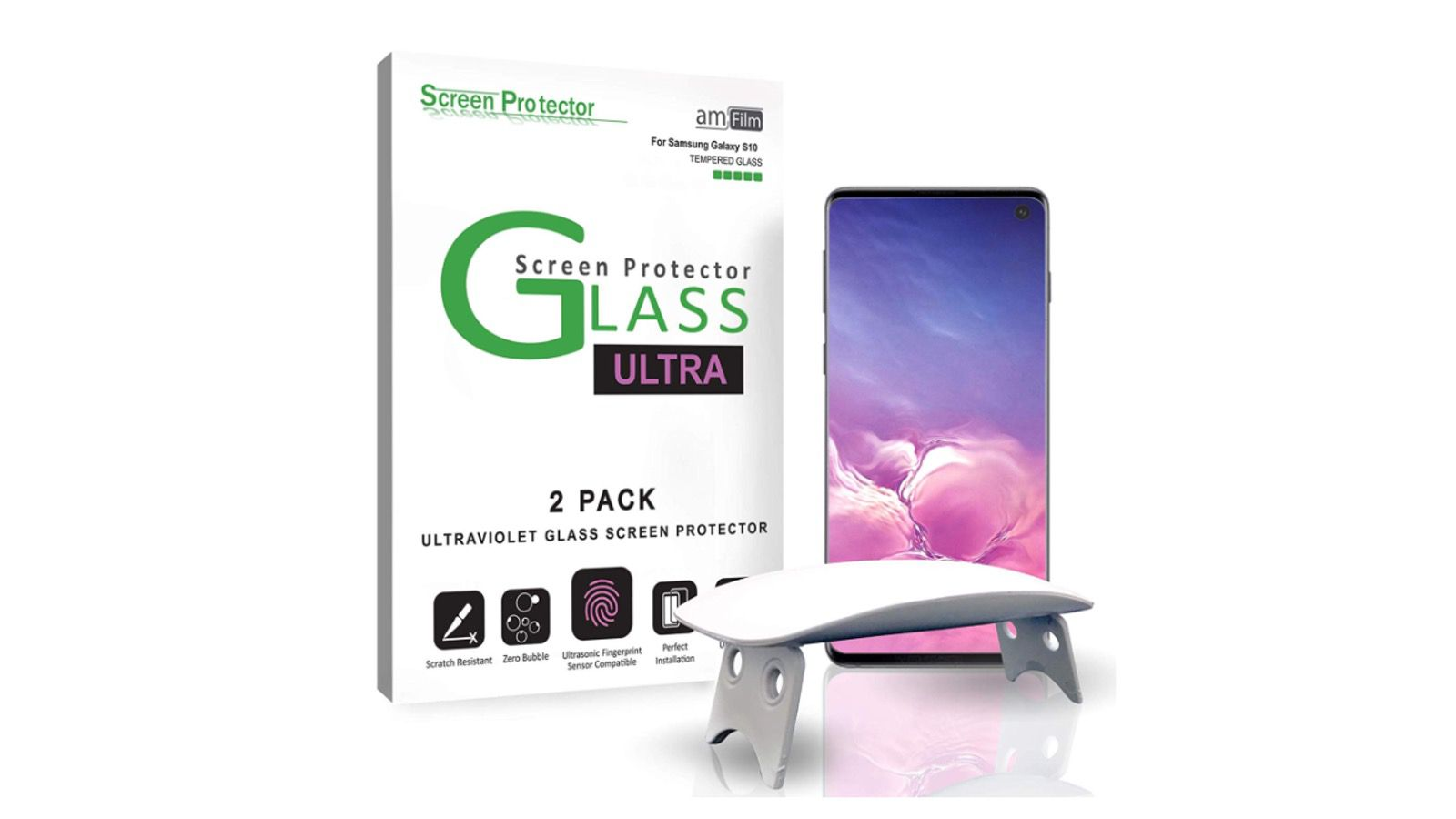 best samsung galaxy s10 screen protector