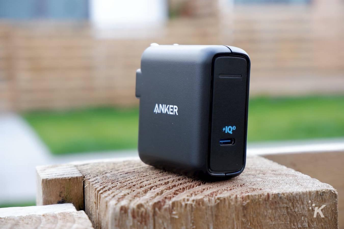 anker charging brick