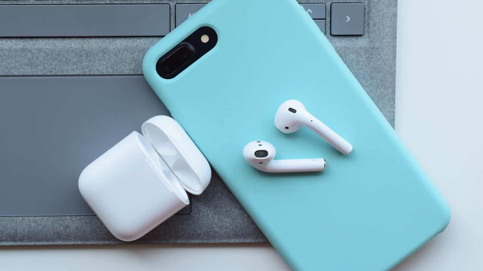 apple airpods on iphone 7