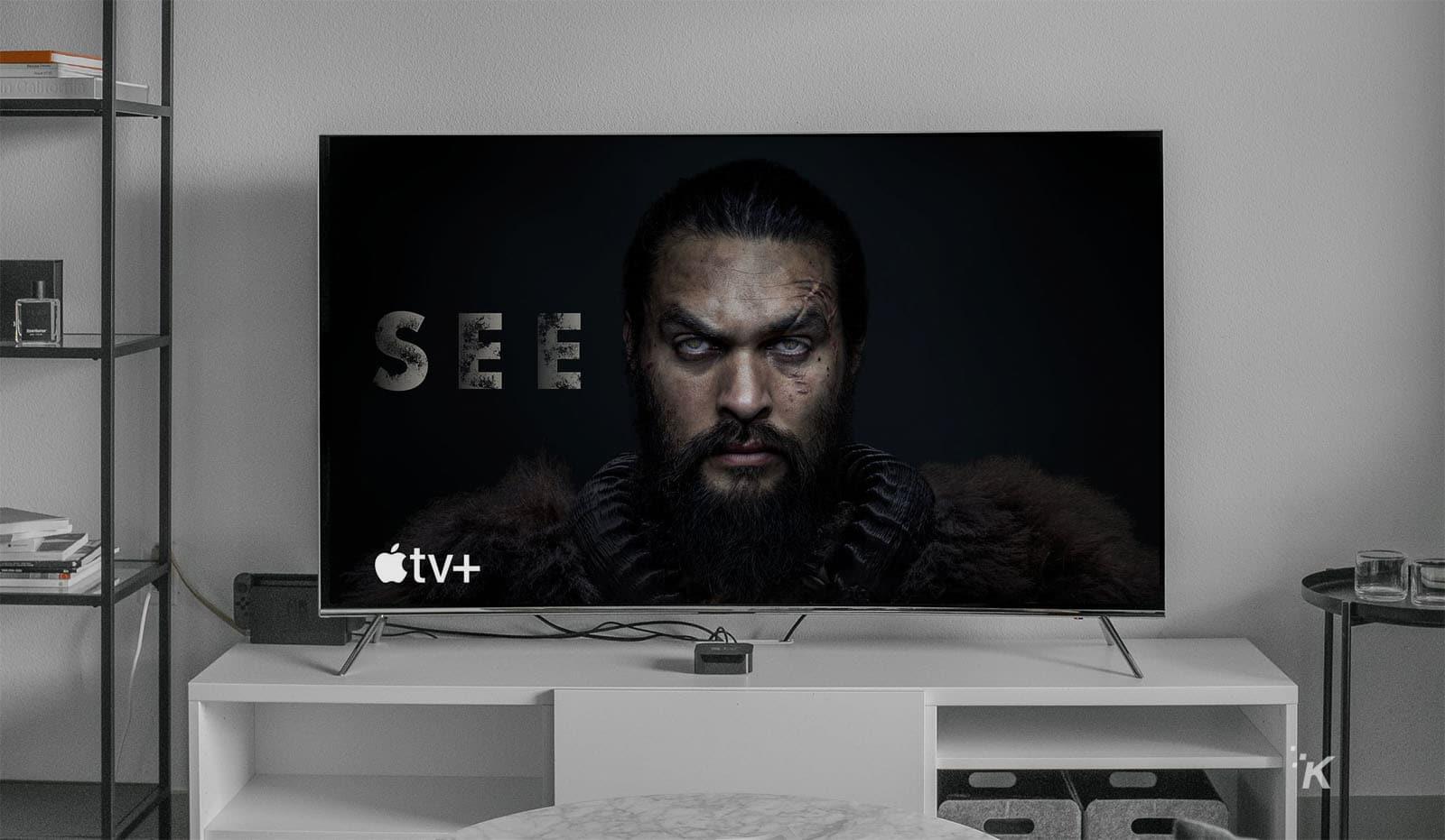 apple tv+ on tv