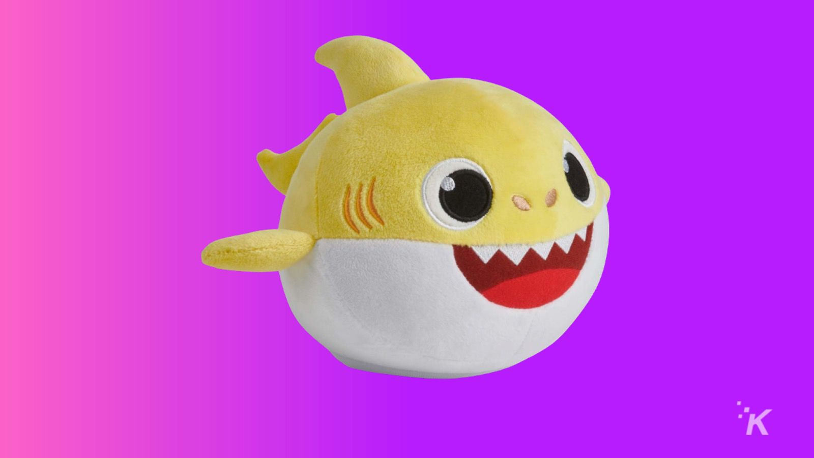 baby shark doll knowtechie gift guide