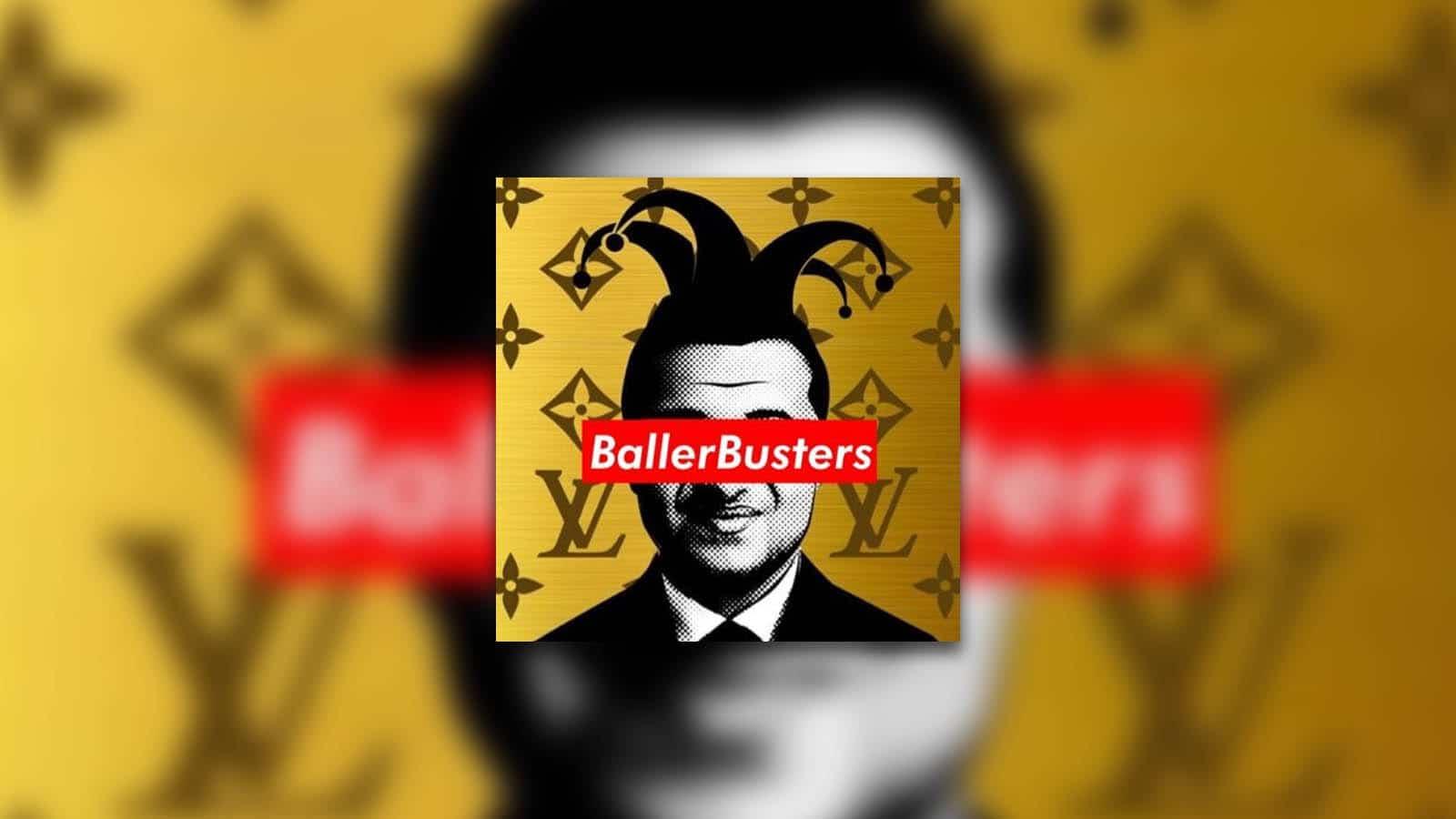 ballerbusters instagram logo
