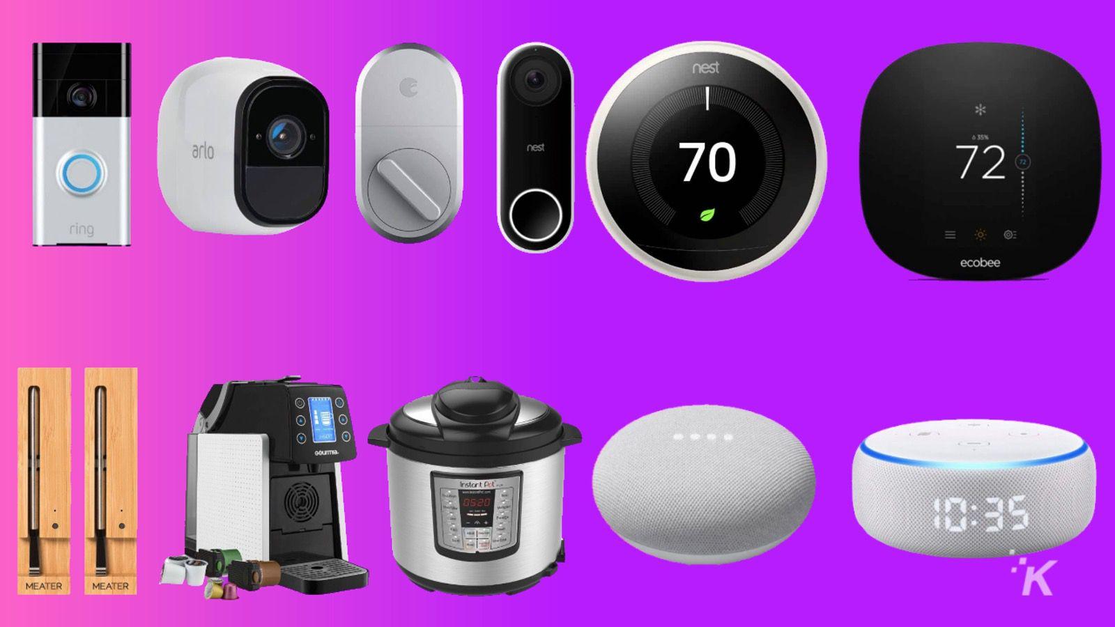 best black friday smart home deals knowtechie