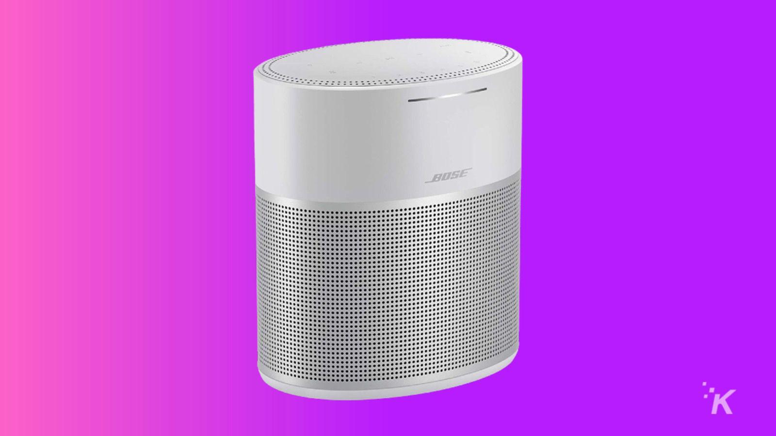 bose 300 speaker knowtechie black fridahy