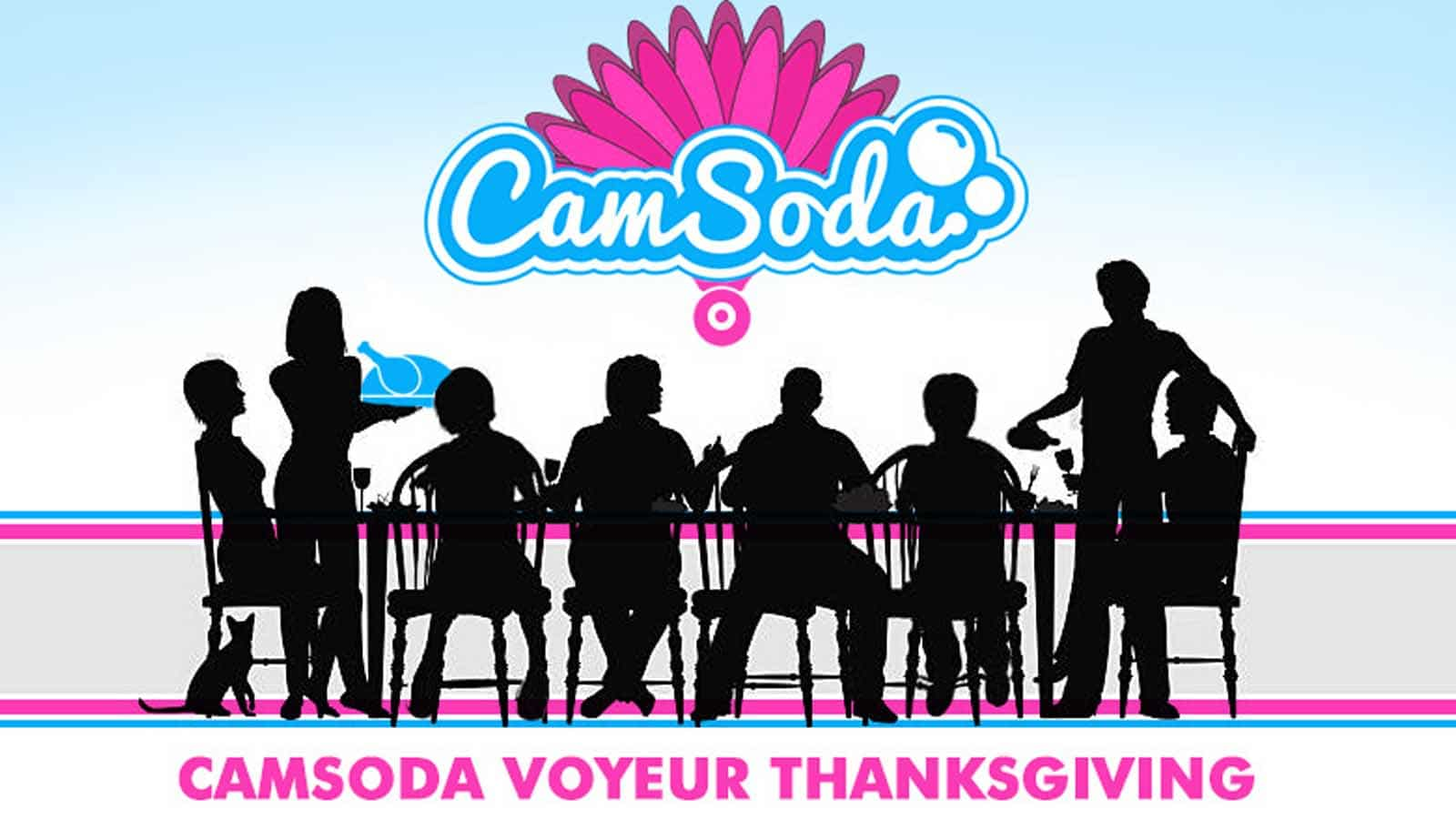 camsoda livestreaming thanksgiving